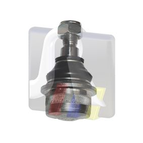 93-00893 RTS Front axle both sides, Lower Ball Joint 93-00893 cheap