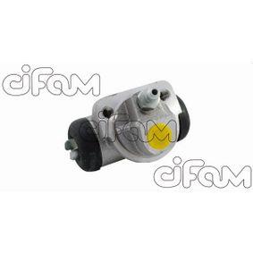 101-322 CIFAM Bohrung-Ø: 15,87mm Radbremszylinder 101-322 günstig kaufen
