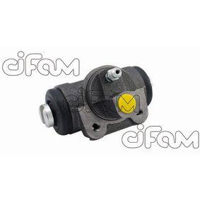 101-618 CIFAM Bohrung-Ø: 25,40mm Radbremszylinder 101-618 günstig kaufen