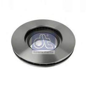 Achat en ligne de Disque de frein DT 118760