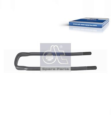 DT Spring Clamp for SCANIA - item number: 1.25418