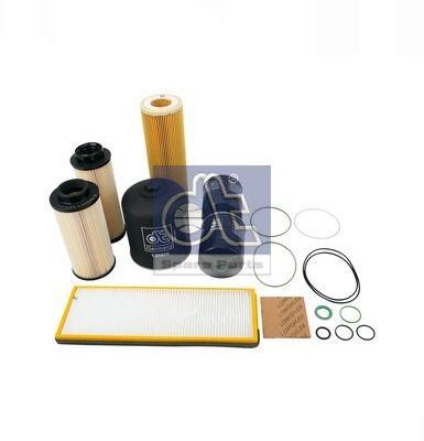 Kit filtri 1.34063 DT — Solo ricambi nuovi