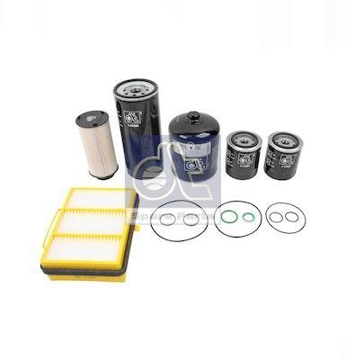 Kit filtri 1.34067 DT — Solo ricambi nuovi