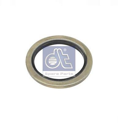Original Tömítőgyűrű, hűtő zárócsavar 2.15046 Smart