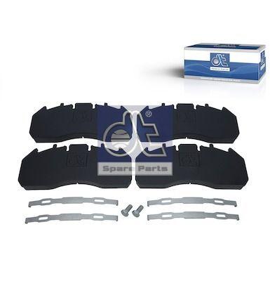 2.94095 DT Kit de plaquettes de frein, frein à disque pour VOLVO FE II - à acheter dès maintenant