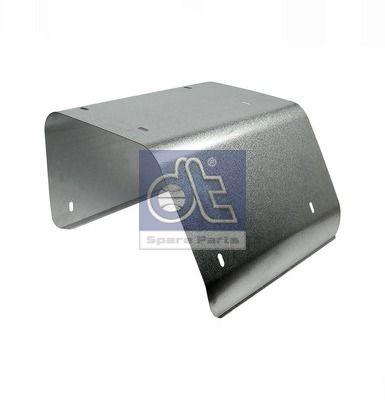 DT: Original Hitzeblech Endschalldämpfer 3.25061 ()