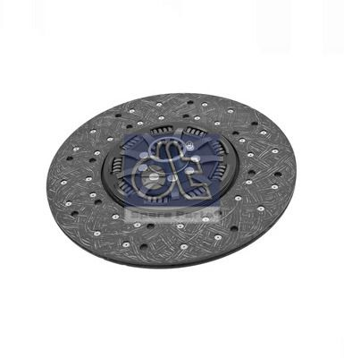 DT Clutch Disc for IVECO - item number: 4.62790