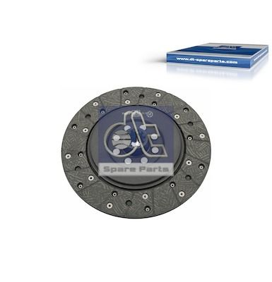 Clutch disc 4.64262 DT — only new parts