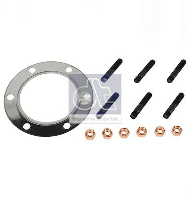 DT Zestaw montażowy, kolektor wydechowy do VOLVO - numer produktu: 4.90451