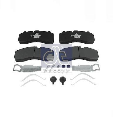 4.90930 DT Brake Pad Set, disc brake for IVECO Strator - buy now