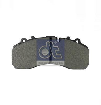 Achat en ligne de Kit de plaquettes de frein, frein à disque DT 490930
