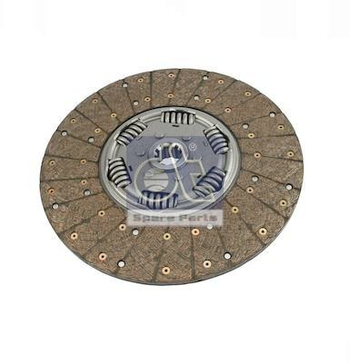 Clutch plate 5.50006 DT — only new parts