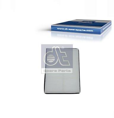DT Filtr, wentylacja przestrzeni pasażerskiej do DAF - numer produktu: 5.62011