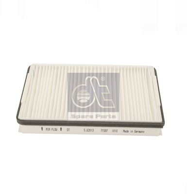 DT Filtr, wentylacja przestrzeni pasażerskiej do DAF - numer produktu: 5.62013