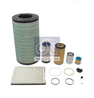 DT Filter Set for MITSUBISHI - item number: 5.94606