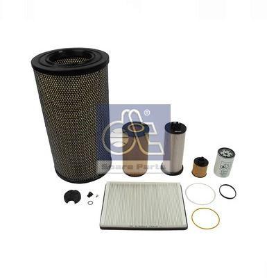 DT Filter Set for MITSUBISHI - item number: 5.94607