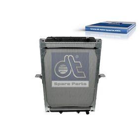 Kühler, Motorkühlung DT 6.35214 mit 15% Rabatt kaufen