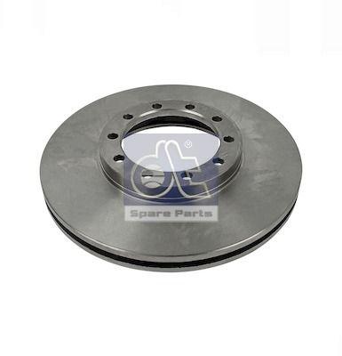 Iegādāties DT Bremžu diski 6.61021 IVECO automašīnām par saprātīgu cenu