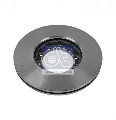 DT   Brake Disc 6.61021