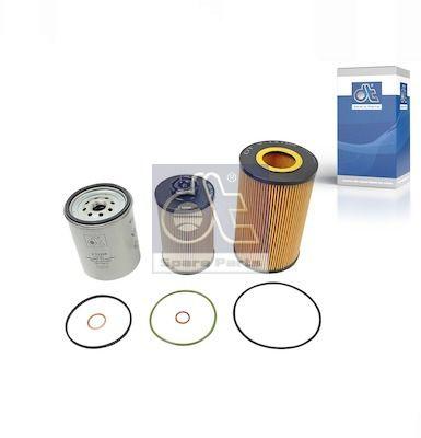 Acquisti DT Kit filtri 6.91604 furgone