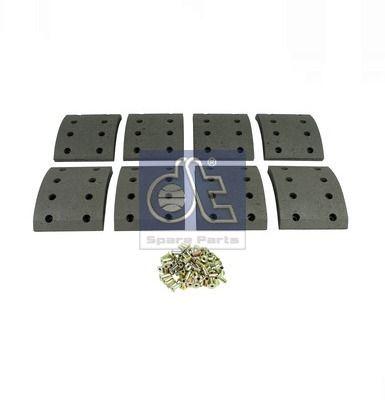 6.95013 DT Bremsbelagsatz, Trommelbremse billiger online kaufen