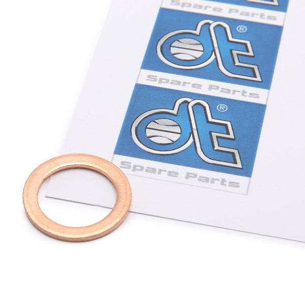 Original Уплътнителен пръстен, пробка за източване на маслото 9.01028 Ауди