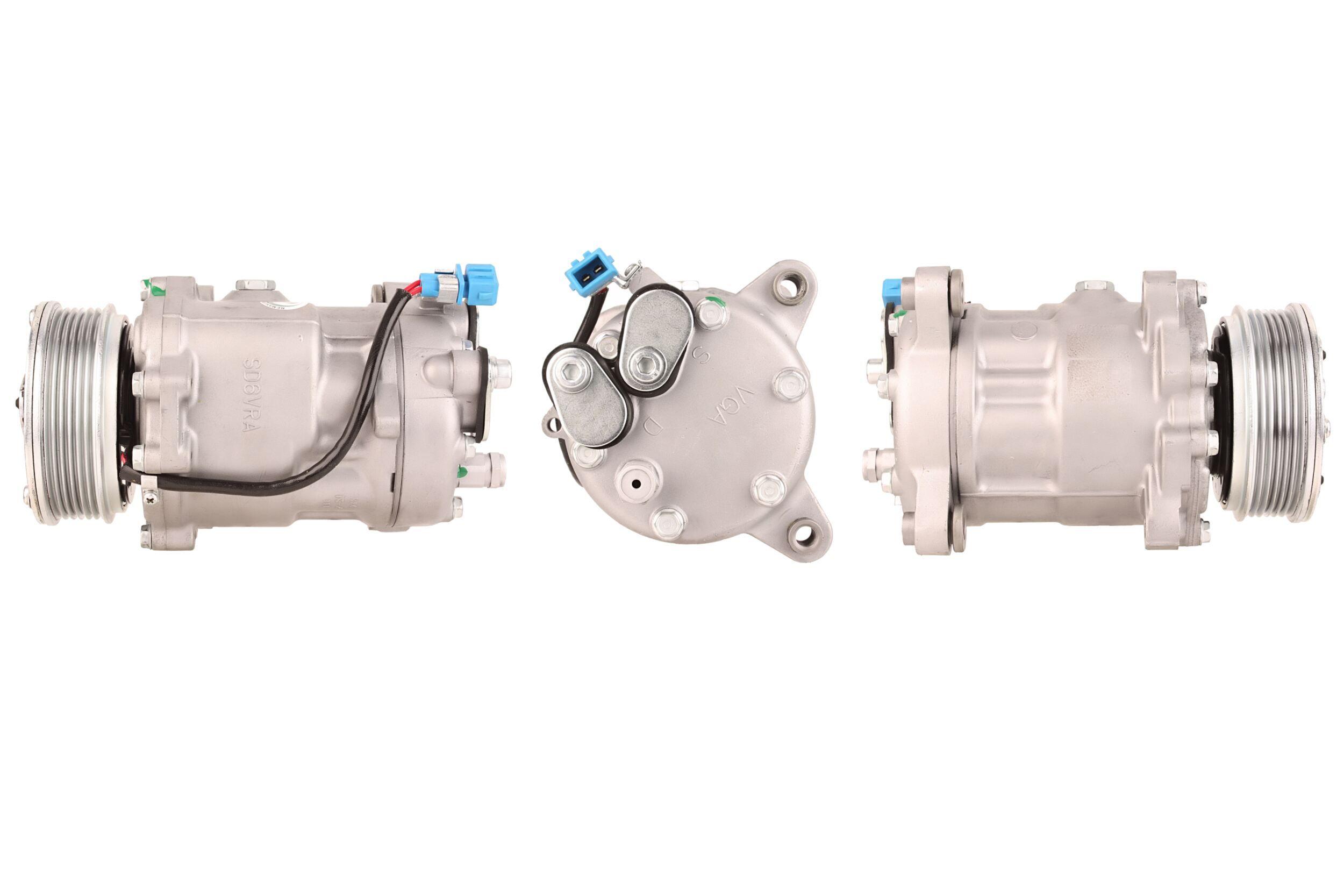 Original AUDI Kompressor 51-0047