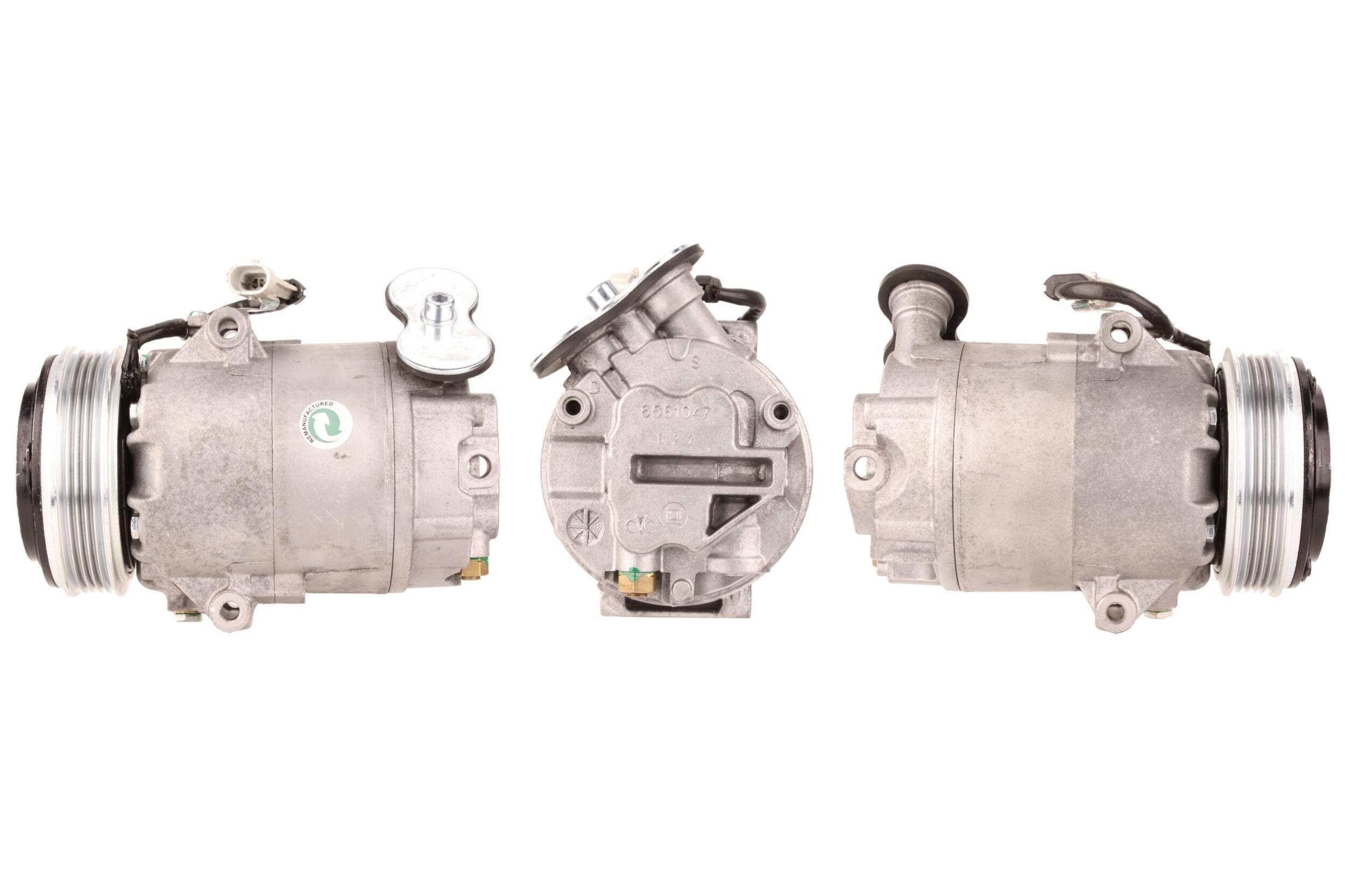 Kompressor Klimaanlage ELSTOCK 51-0105