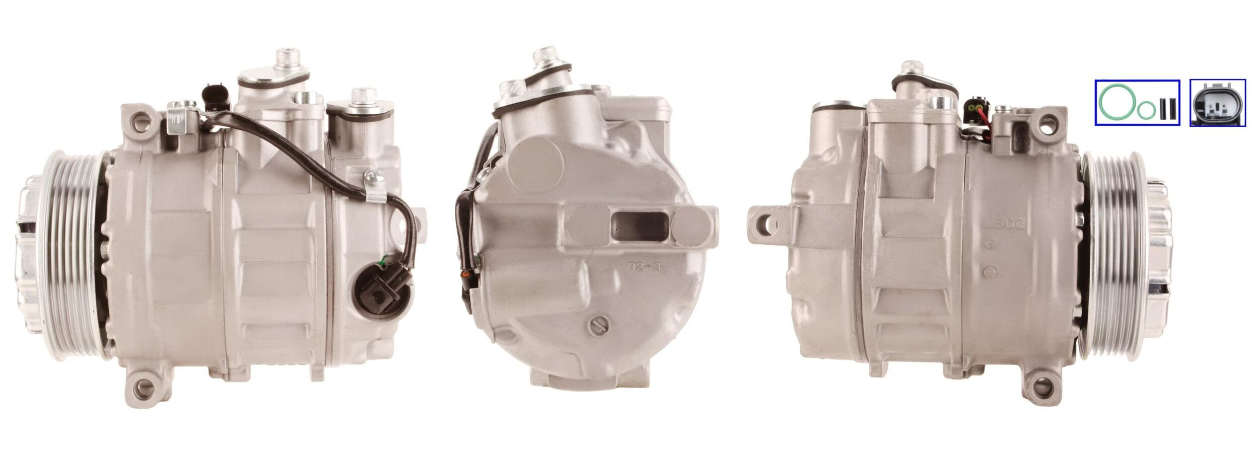 Kompressor ELSTOCK 51-0142