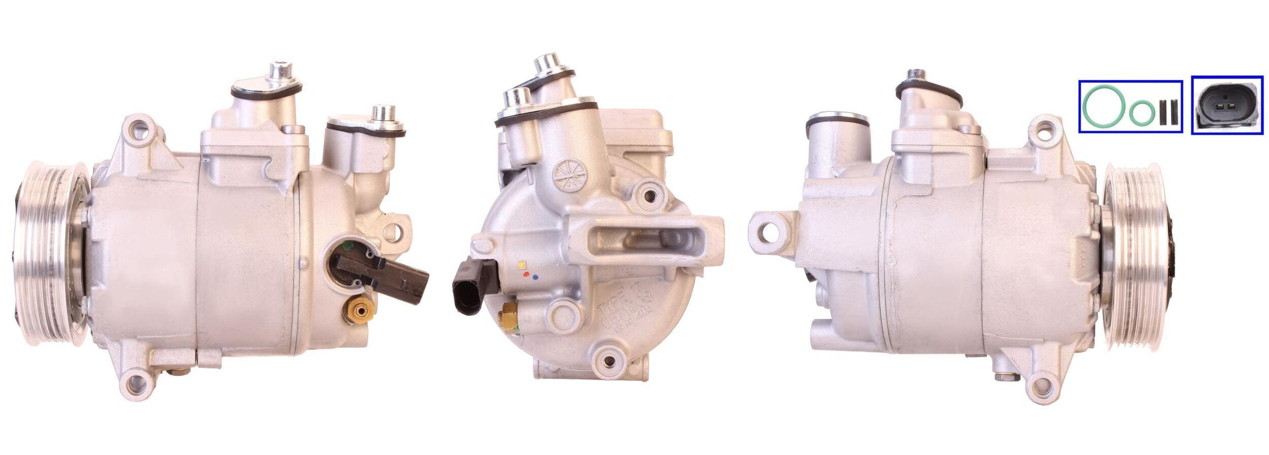 Original AUDI Kompressor Klimaanlage 51-0396
