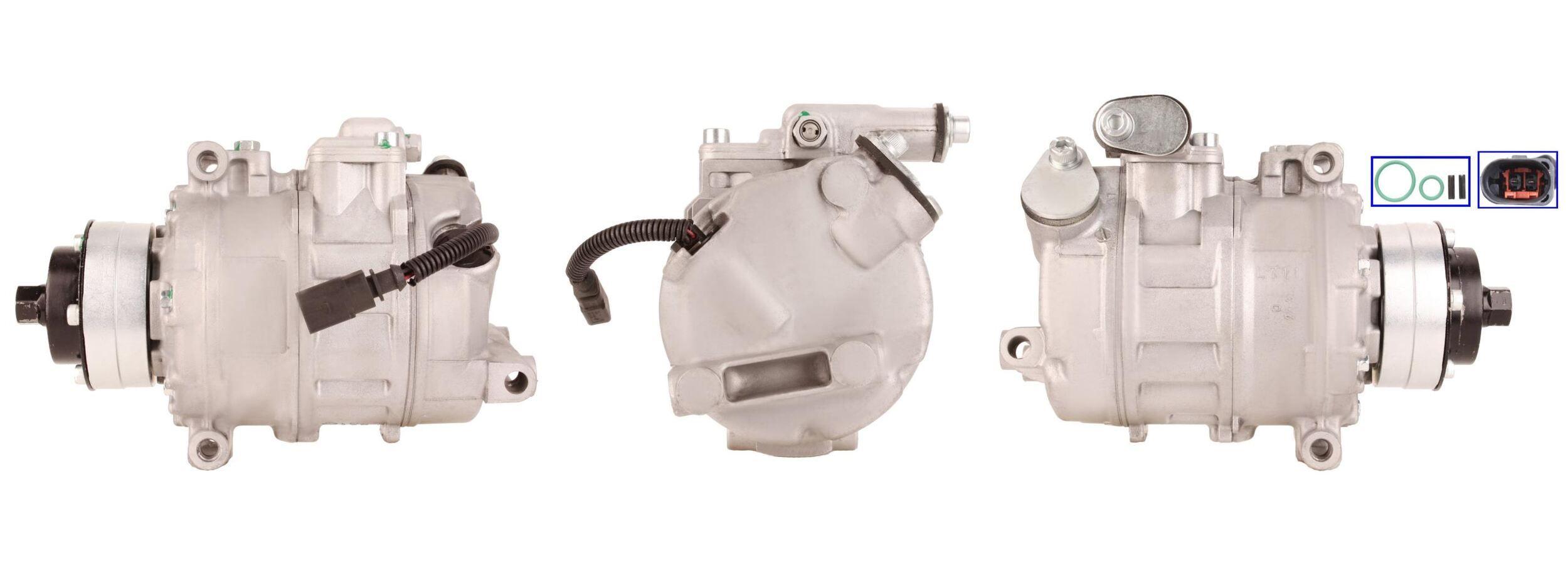 51-0397 ELSTOCK Kältemittel: R 134a, mit Dichtungen Klimakompressor 51-0397 günstig kaufen