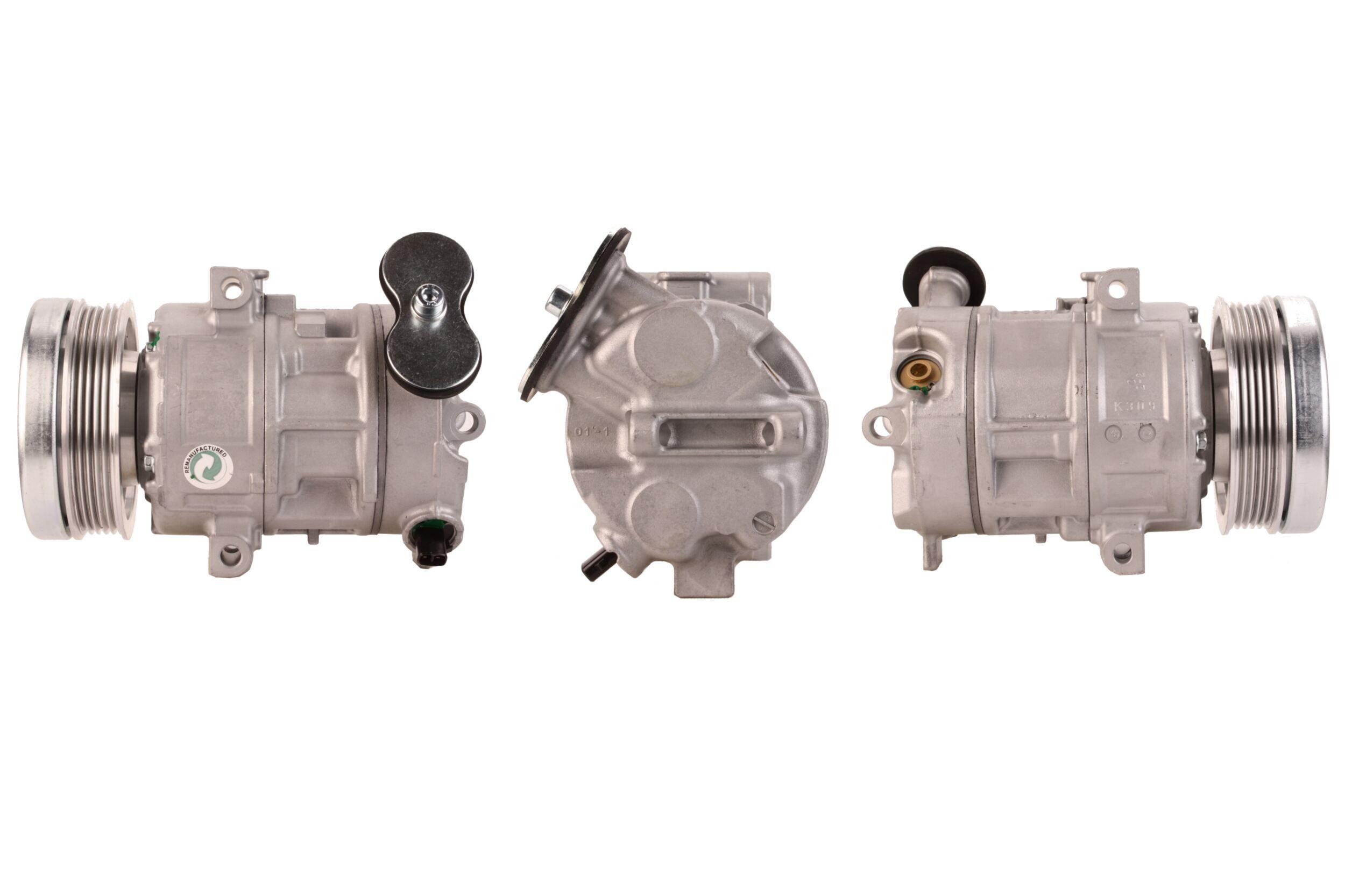 Kompressor Klimaanlage ELSTOCK 51-0414