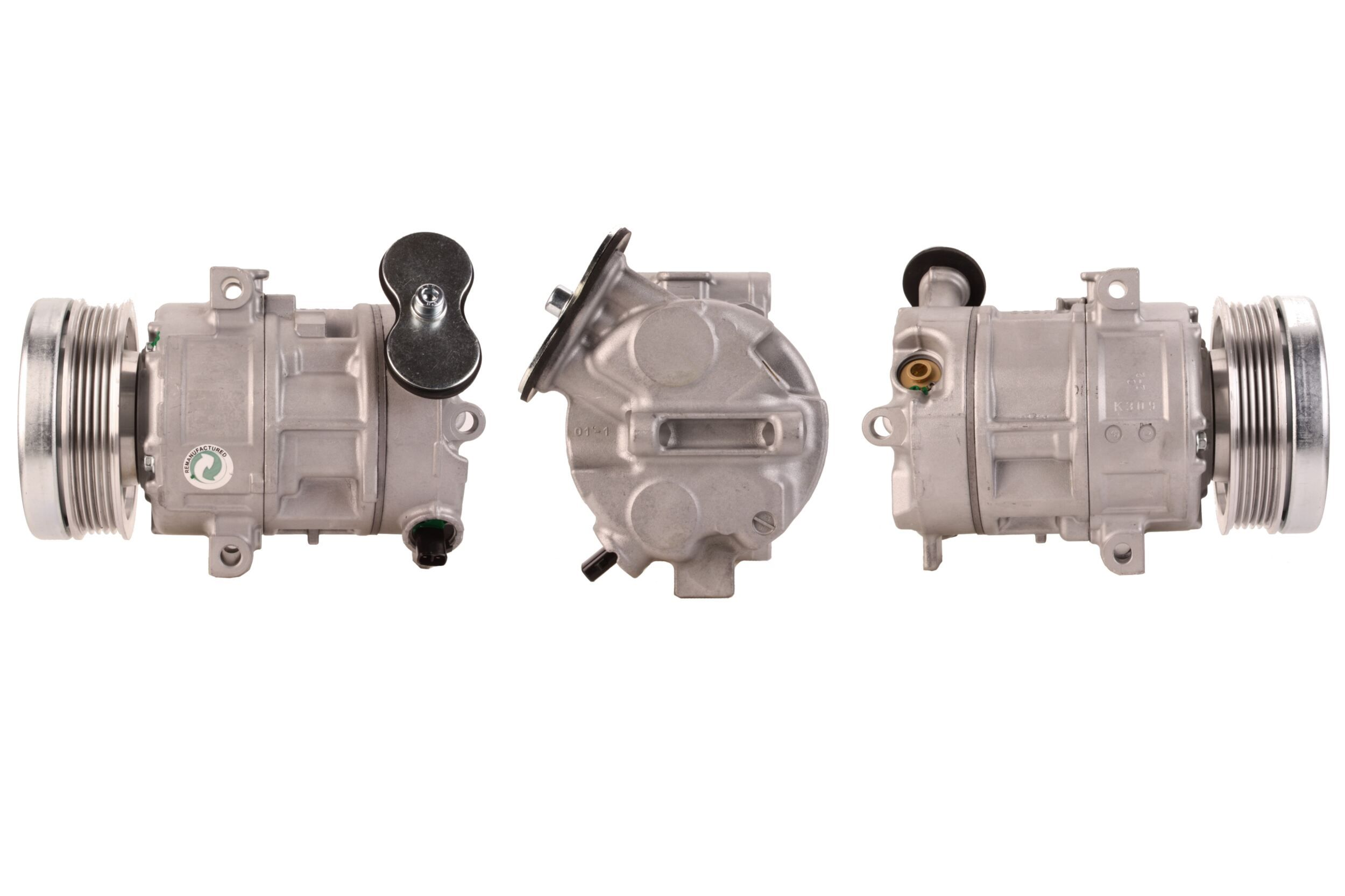 ELSTOCK Ilmastoinnin kompressori 51-0414