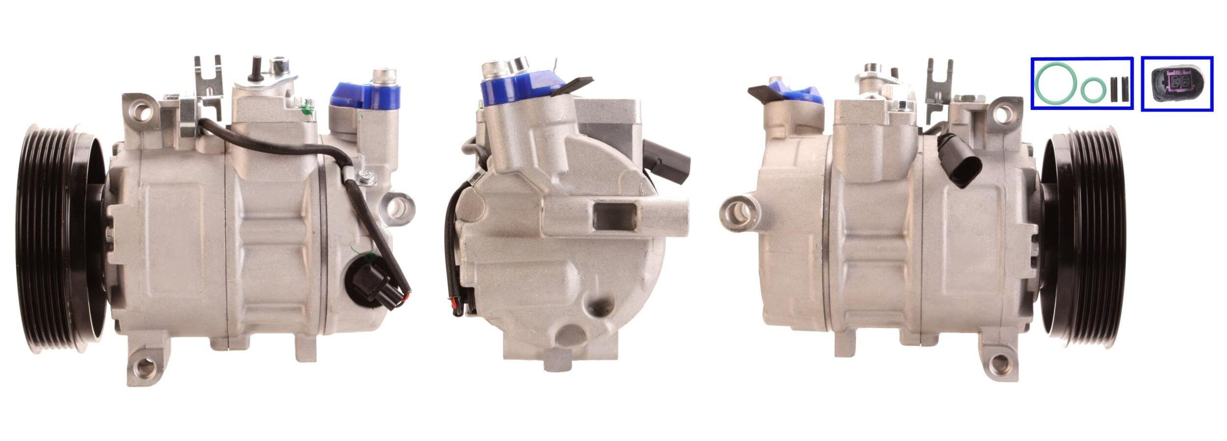 Original AUDI Klimakompressor 51-0442