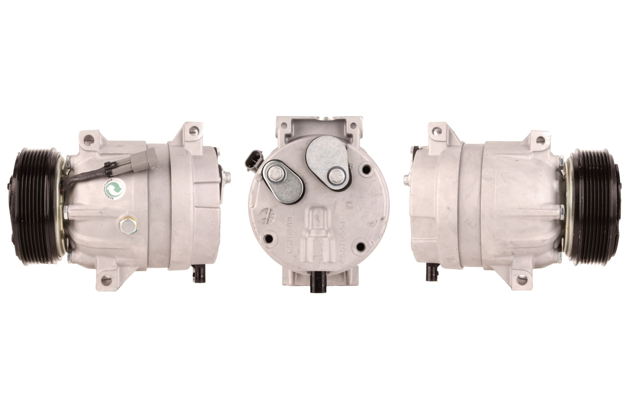 Original MITSUBISHI Kompressor Klimaanlage 51-0454