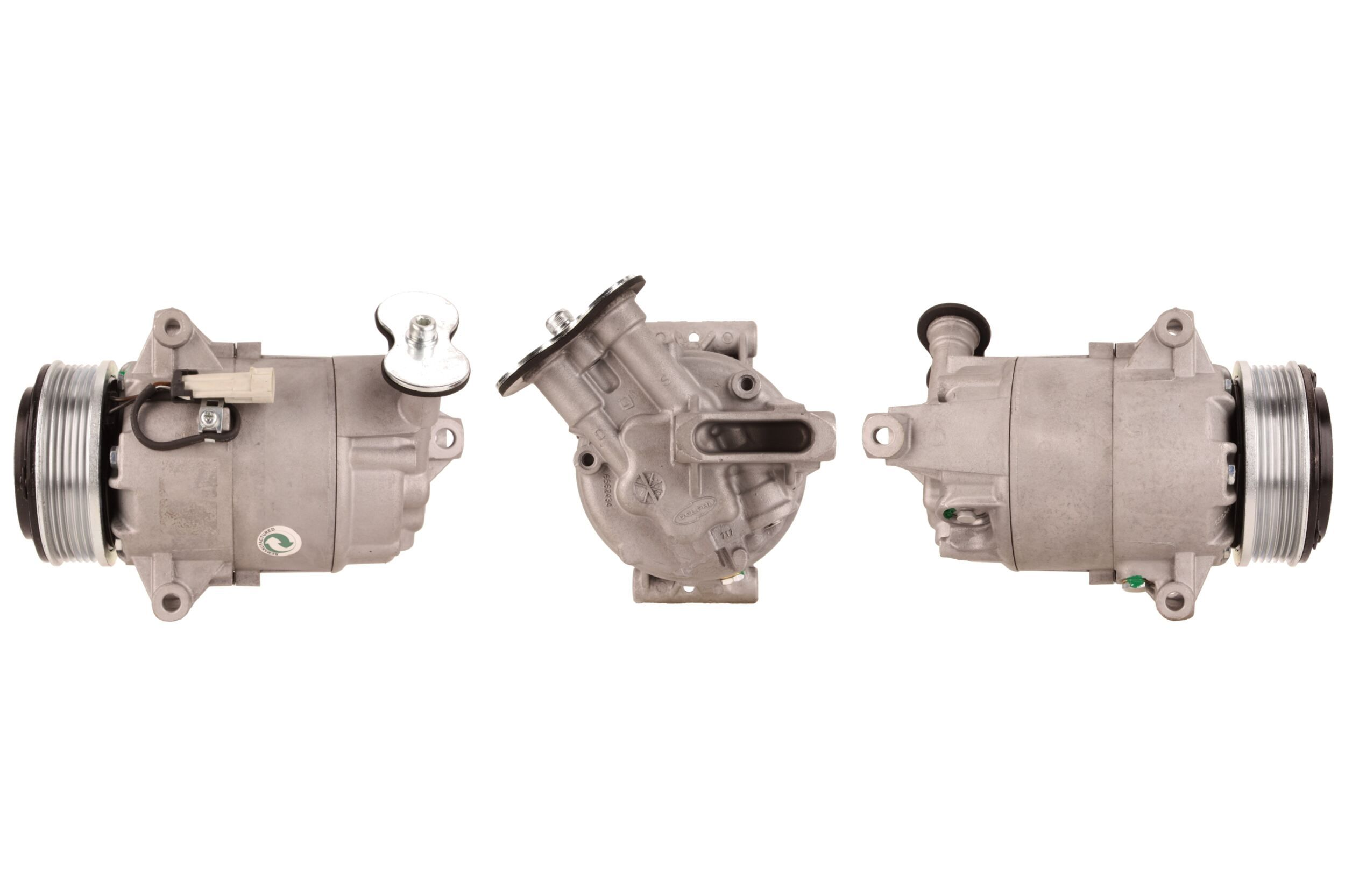 Klimakompressor ELSTOCK 51-0458