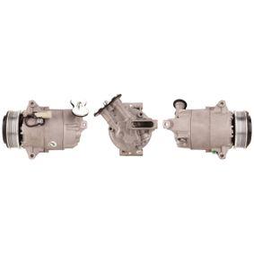 51-0458 ELSTOCK Kältemittel: R 134a, mit Dichtungen Riemenscheiben-Ø: 104,0mm, Anzahl der Rillen: 6 Kompressor, Klimaanlage 51-0458 günstig kaufen