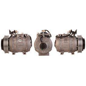 51-0461 ELSTOCK Kältemittel: R 134a, mit Dichtungen Riemenscheiben-Ø: 130,0mm, Anzahl der Rillen: 6 Kompressor, Klimaanlage 51-0461 günstig kaufen