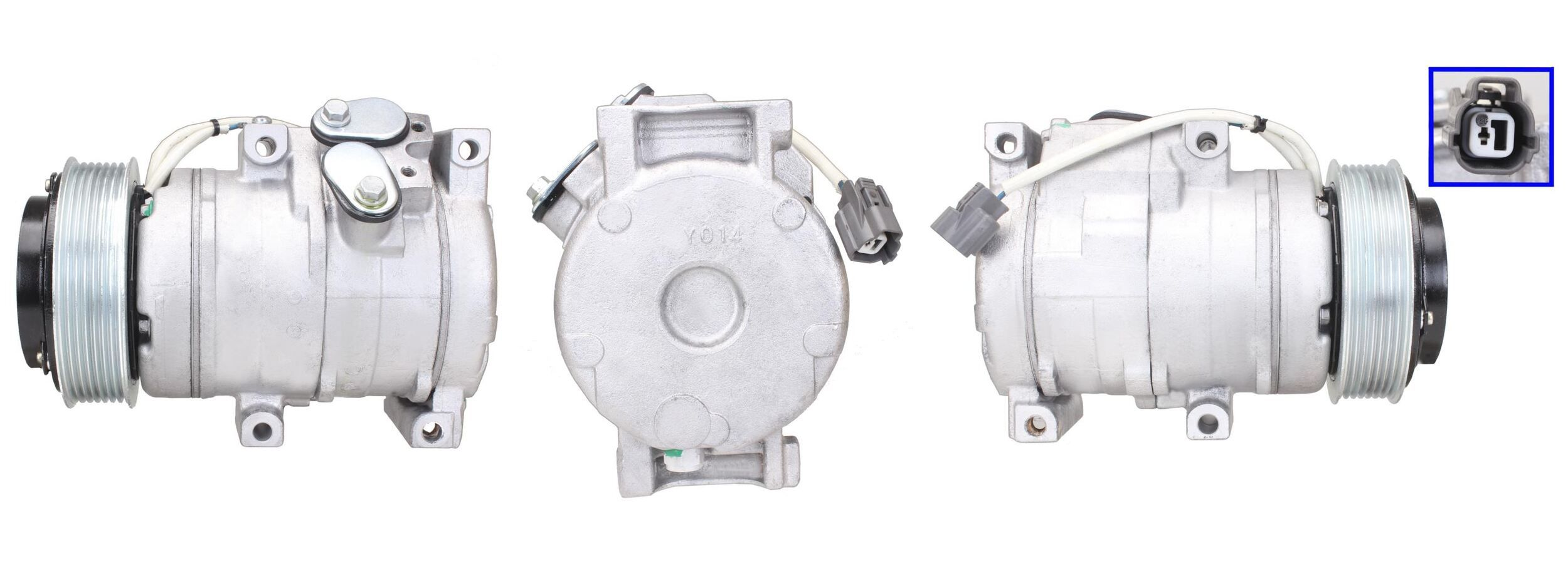 Original HONDA Kompressor Klimaanlage 51-0569