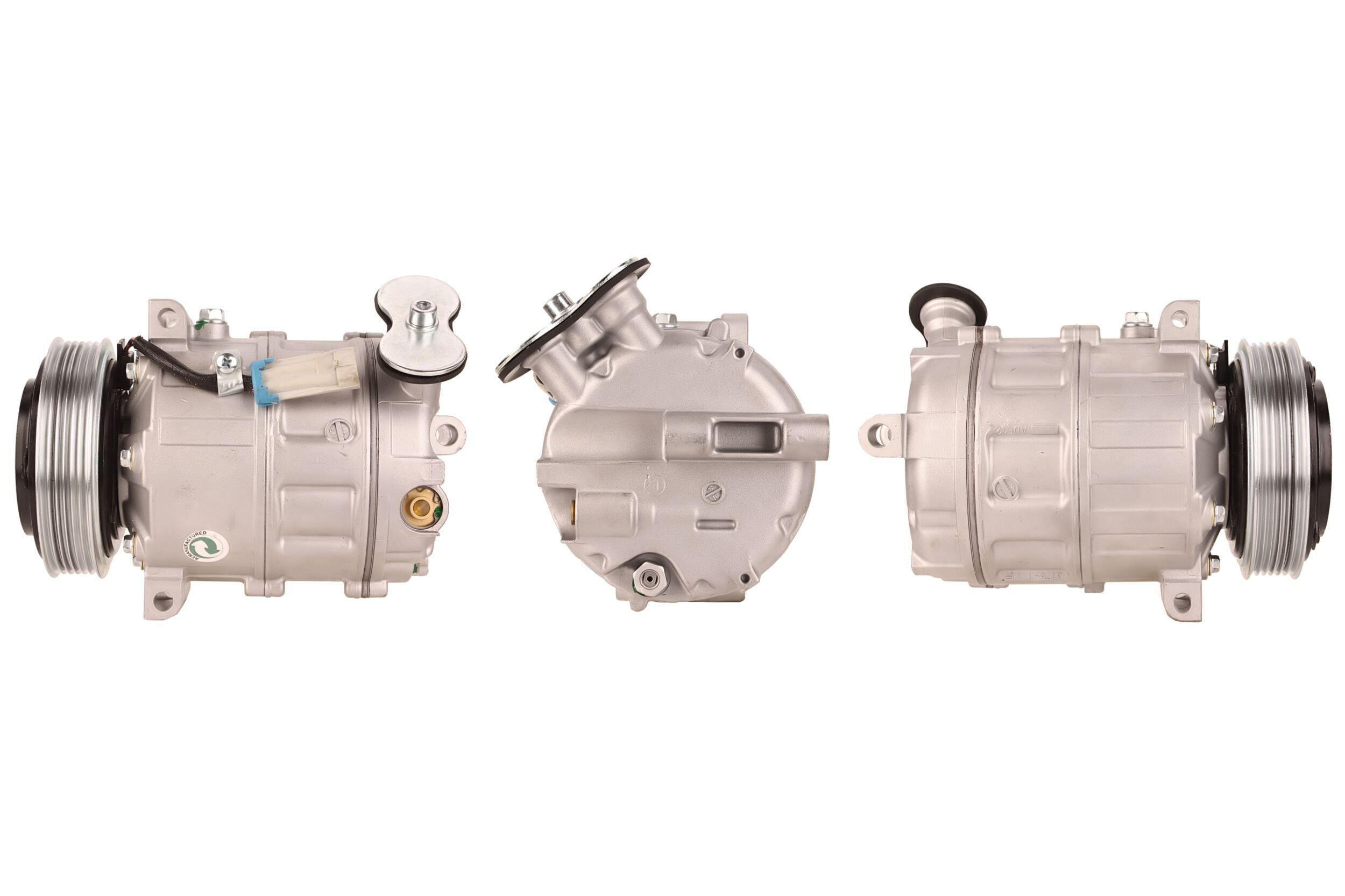 Original FIAT Kompressor Klimaanlage 51-0579