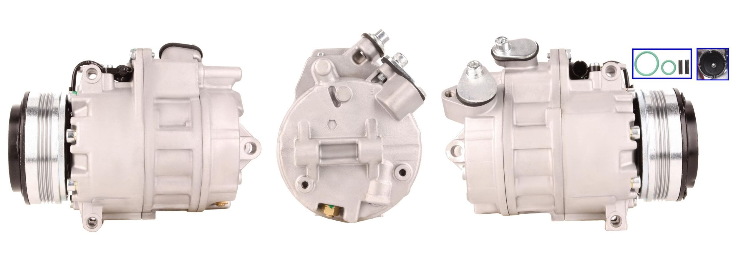 Klimakompressor ELSTOCK 51-0588