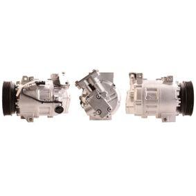 51-0591 ELSTOCK Kältemittel: R 134a, mit Dichtungen Riemenscheiben-Ø: 120,0mm, Anzahl der Rillen: 6 Kompressor, Klimaanlage 51-0591 günstig kaufen
