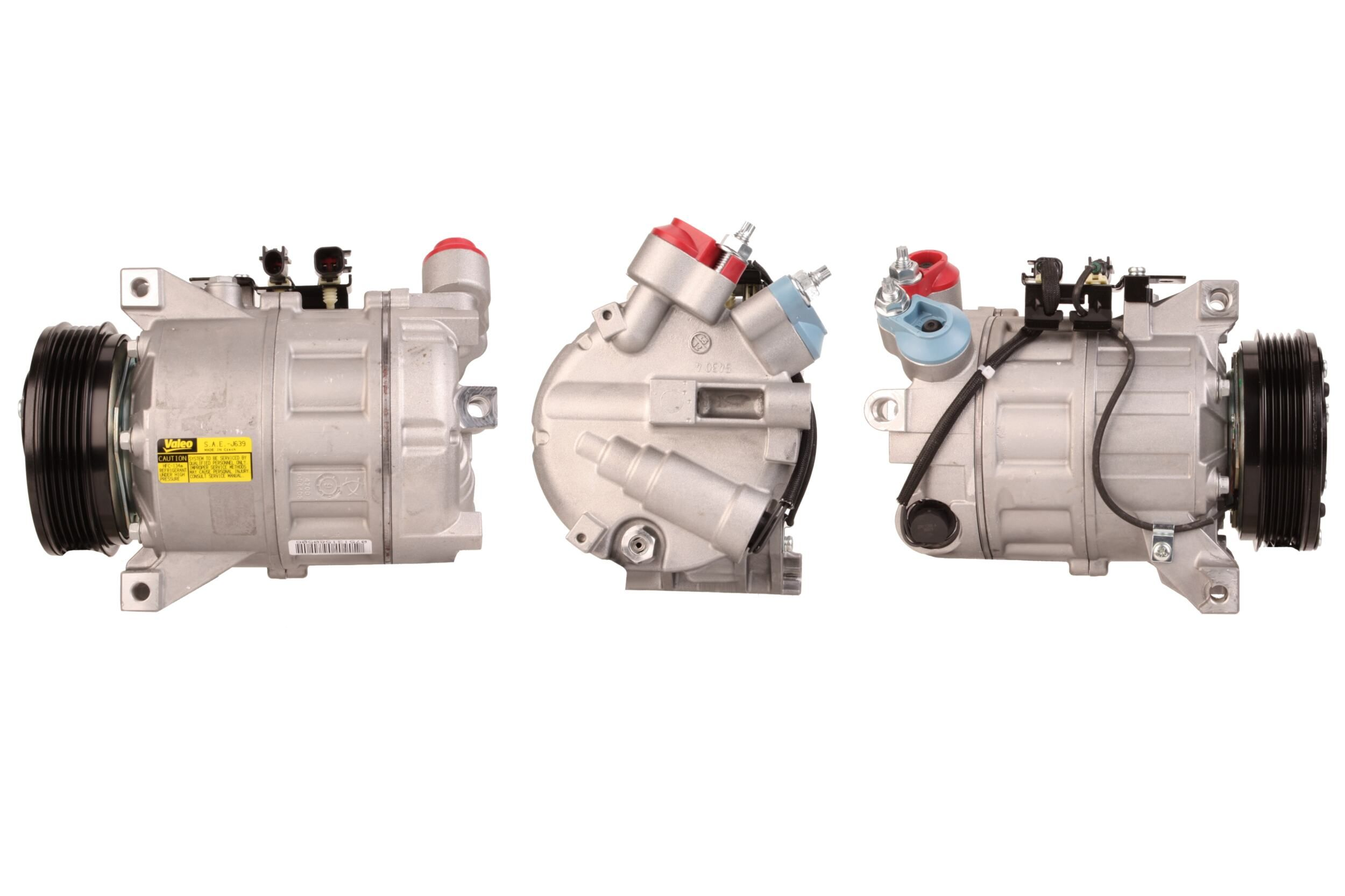 Original FORD Kompressor Klimaanlage 51-0593