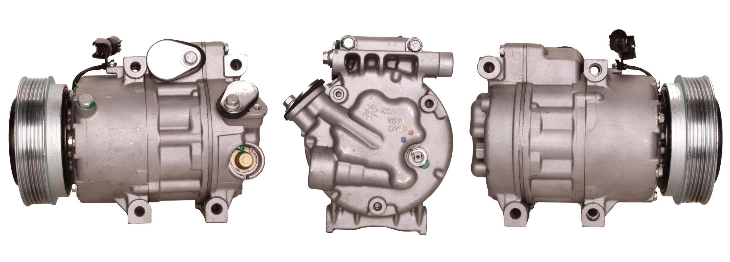 Original KIA Klimakompressor 51-0616