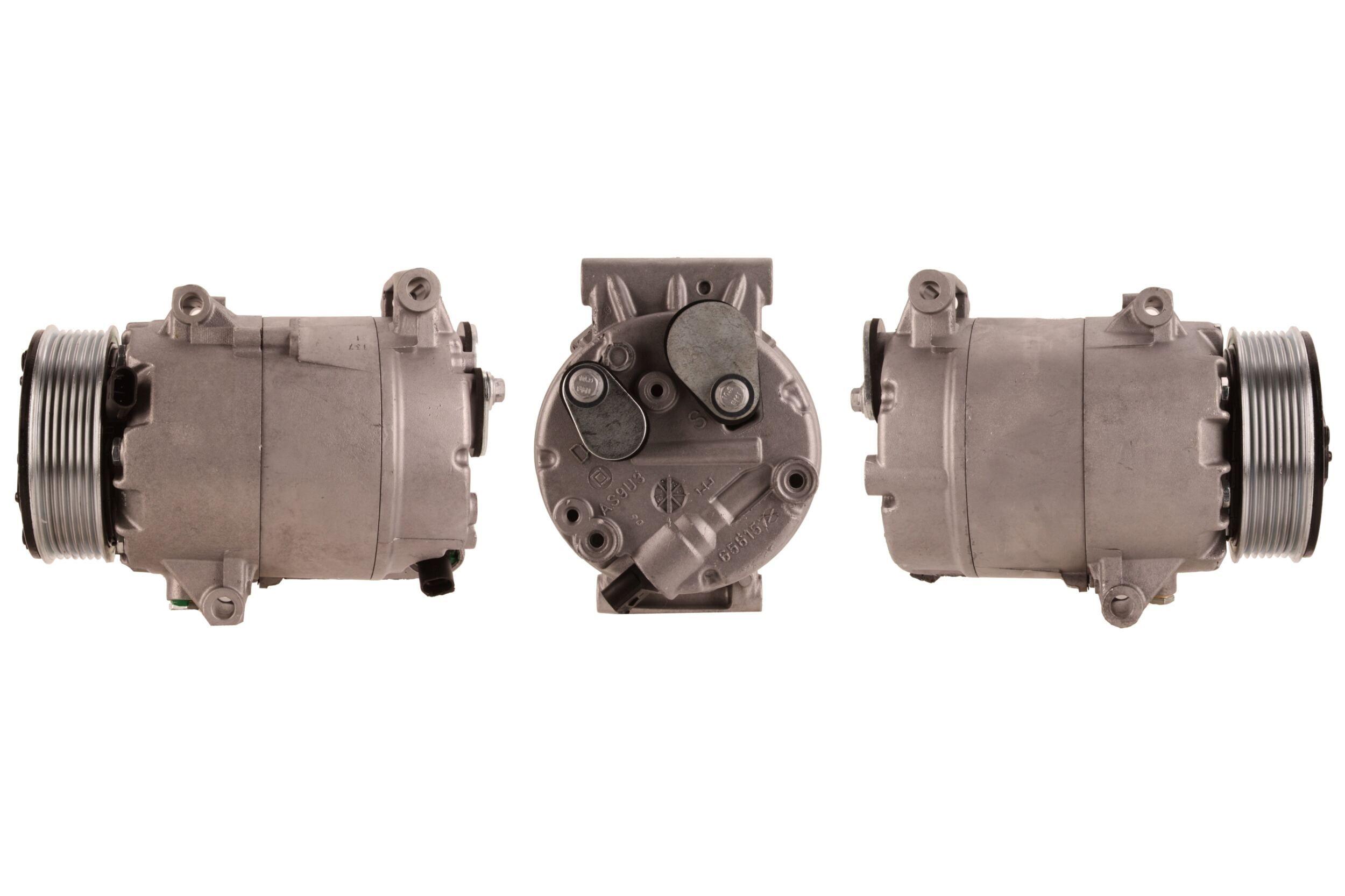 51-0695 ELSTOCK Kältemittel: R 134a Riemenscheiben-Ø: 110mm, Anzahl der Rillen: 7 Klimakompressor 51-0695 günstig kaufen