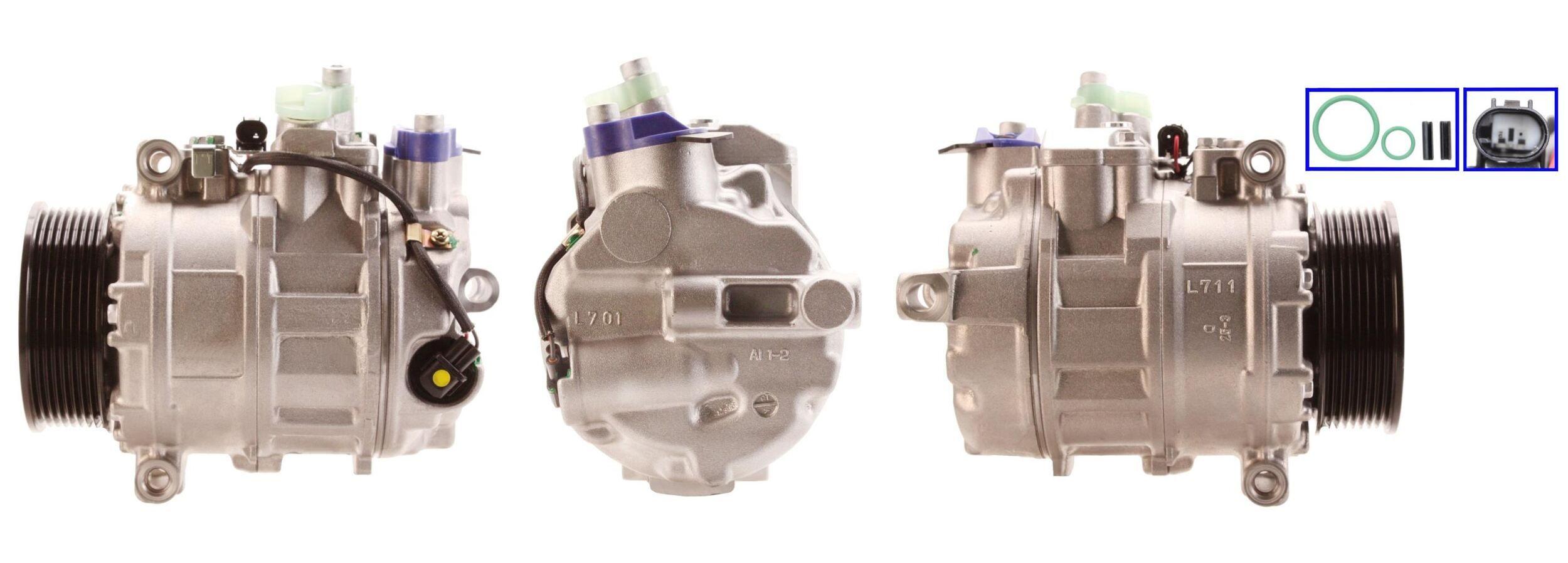 Original MERCEDES-BENZ Kompressor Klimaanlage 51-0700