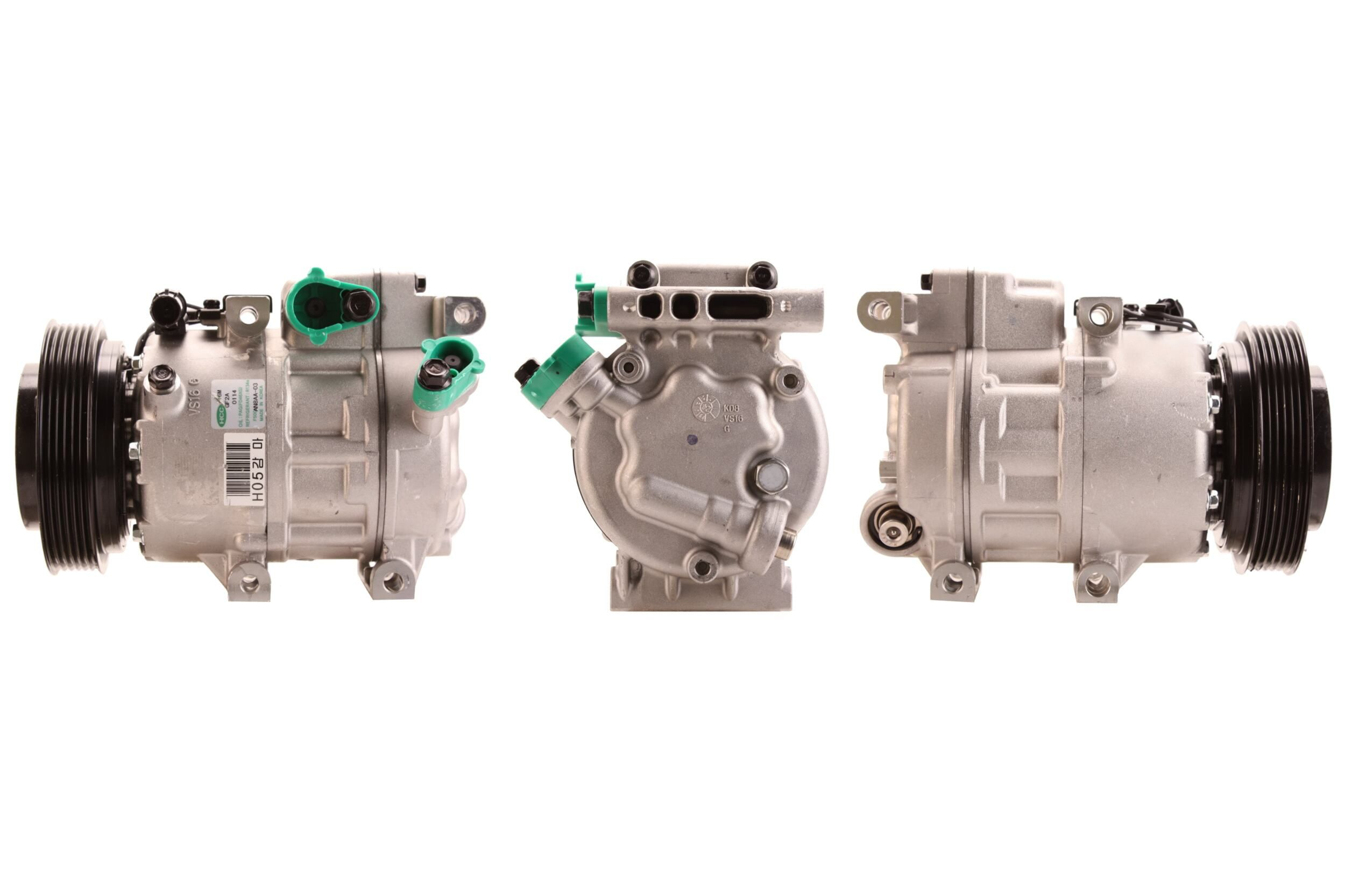 Original KIA Kompressor Klimaanlage 51-0714