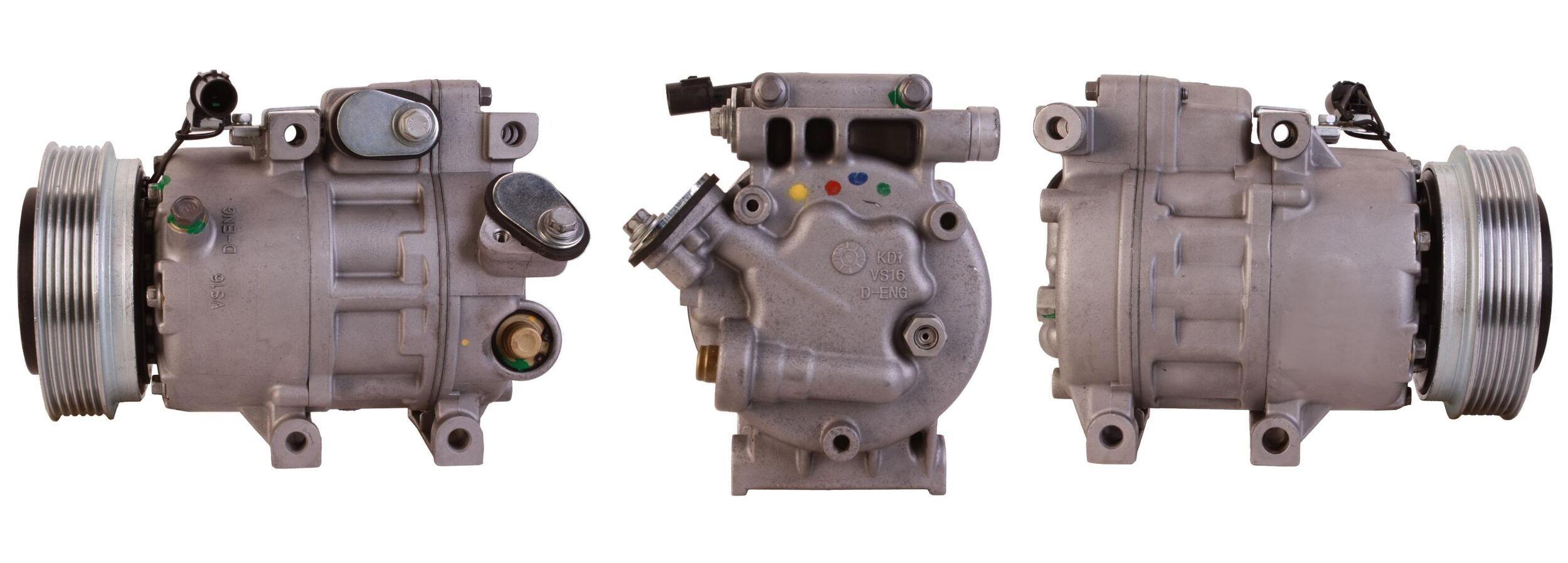 Original KIA Klimakompressor 51-0748