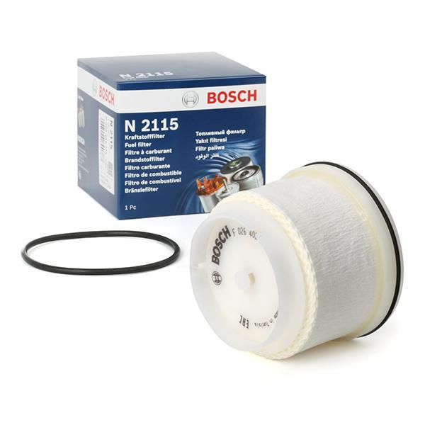 Achetez Filtre à carburant BOSCH F 026 402 115 (Hauteur: 76mm) à un rapport qualité-prix exceptionnel