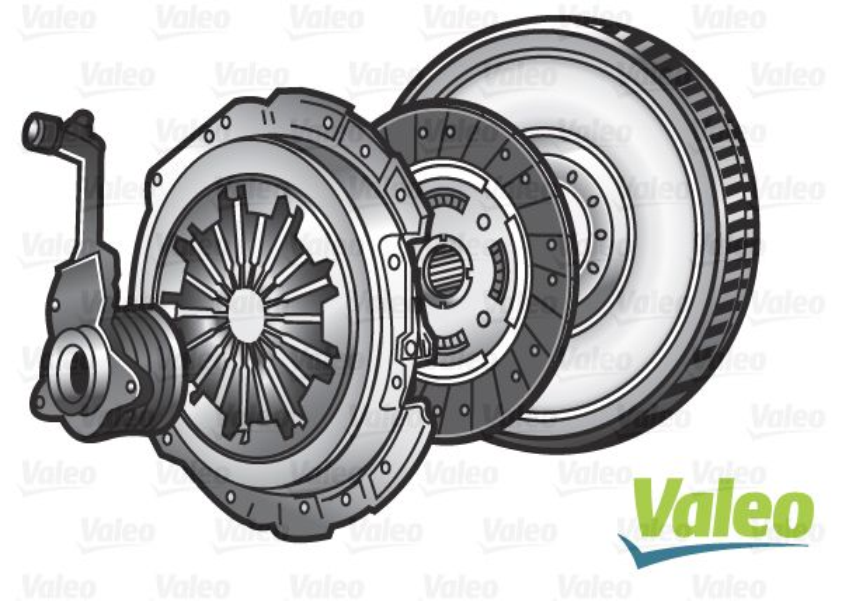 Buy original Clutch kit VALEO 845050